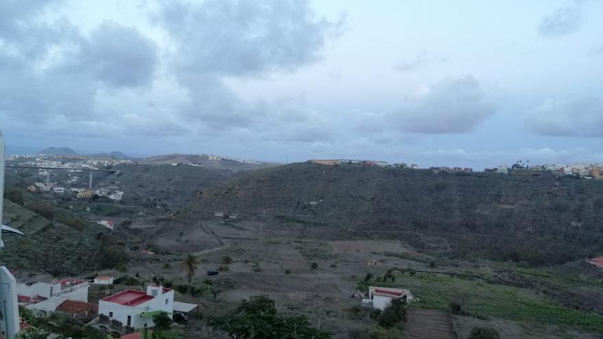 Miércoles con cielos cubiertos en Gran Canaria