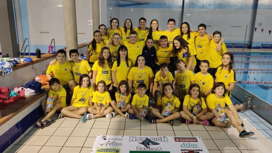 Natación Zamora y Salvamento Dragones, los más beneficiados por las subvenciones del Ayuntamiento de Zamora en la Línea 2
