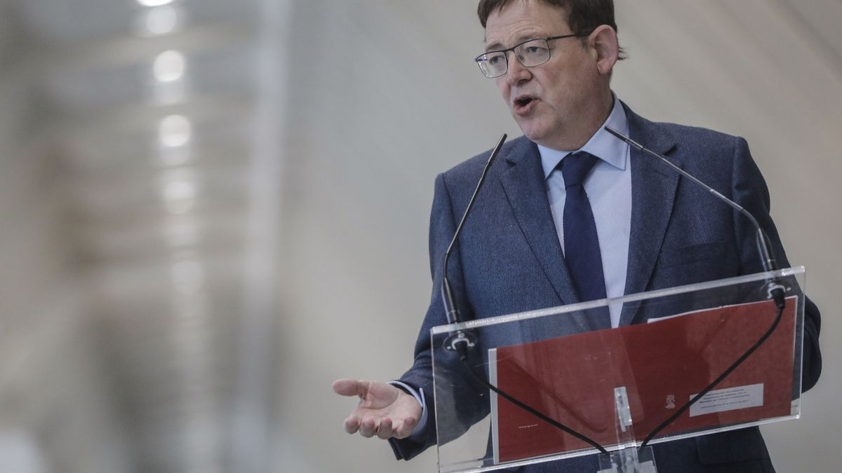 Ximo Puig se ha mostrado a favor del pasaporte covid