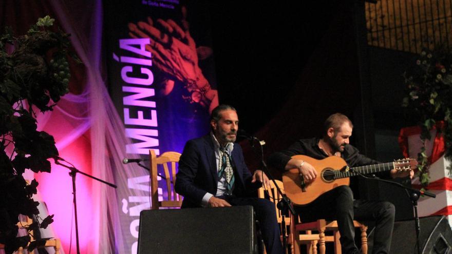 Éxito de público en la Vendimia Flamenca de Doña Mencía