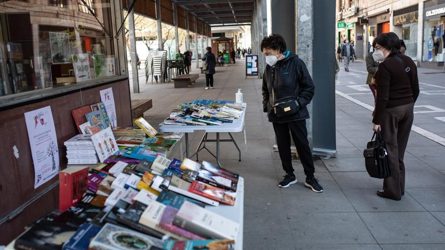 Libros de segunda mano en apoyo a las enfermedades raras en Zamora