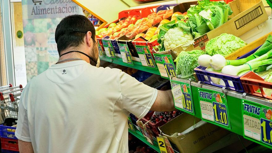 Cada andaluz gastó menos en comida que el resto del país en el confinamiento