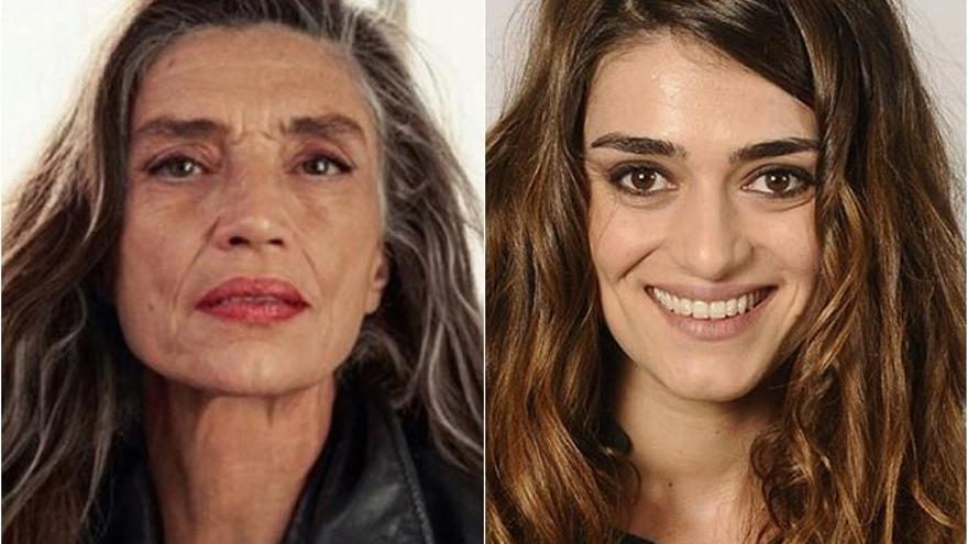 Ángela Molina y Olivia Molina protagonizarán 'La Valla', lo nuevo de Atresmedia