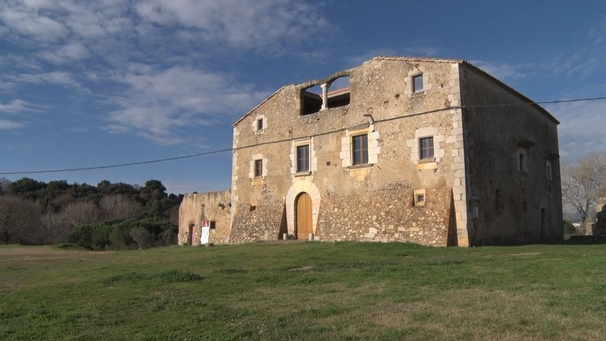 Vilafant aprova l'adjudicació per acabar la rehabilitació de la masia de Palol de Sabaldòria