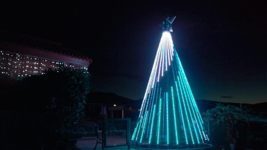 La banda sonora del árbol de Navidad de Gondomar: Happy Xmas (War Is Over) - John Lennon