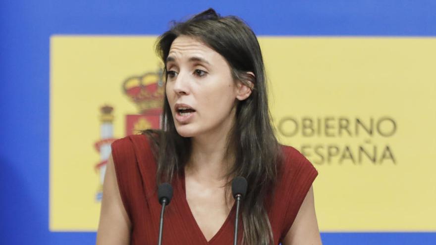 """Irene Montero defiende a Pablo Iglesias: """"Es una víctima de las cloacas del estado"""""""