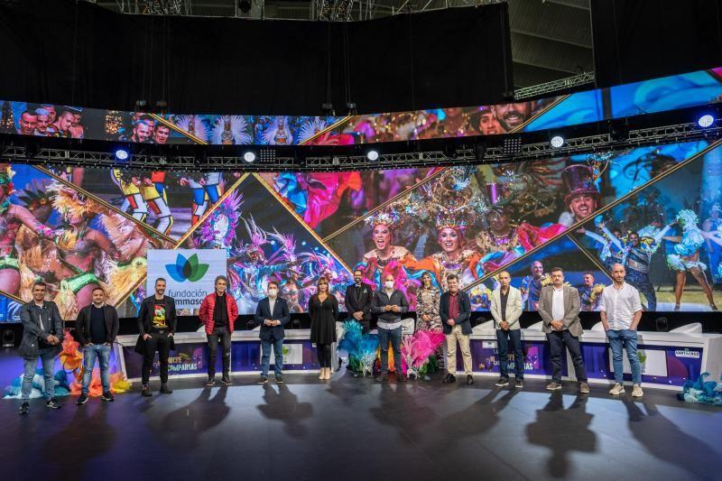 Carnaval virtual de Santa Cruz de Tenerife 2021: Certamen de 'La noche de las comparsas'