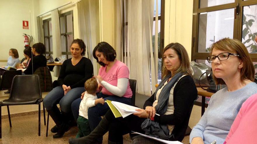 La Mama d'Elx pone en marcha talleres de empleabilidad para madres lactantes