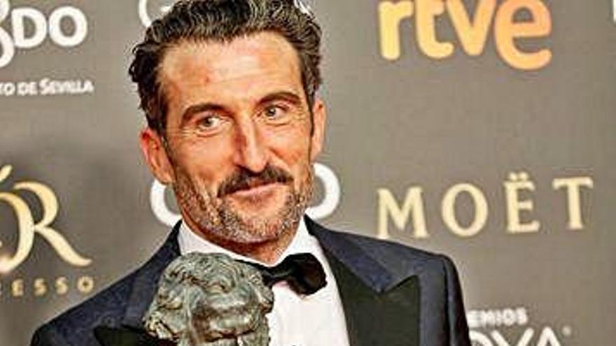 La TVG emite hoy un especial sobre Luis Zahera, último gallego en ganar un Goya