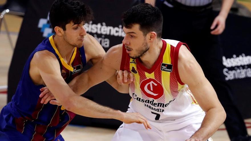 El Barça firma otra exhibición para imponerse al Zaragoza