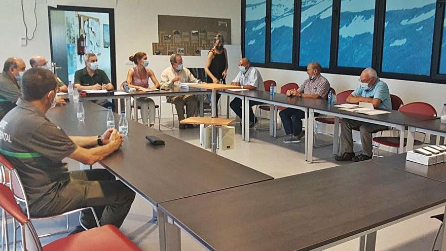Los alcaldes piden más inversiones para los pueblos del Parque Natural del Lago de Sanabria