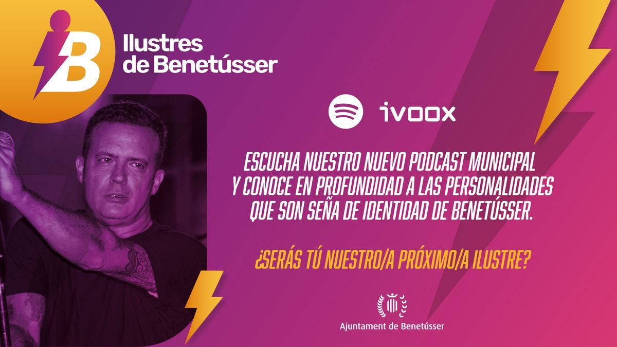 Podcast con la entrevista a Casañ