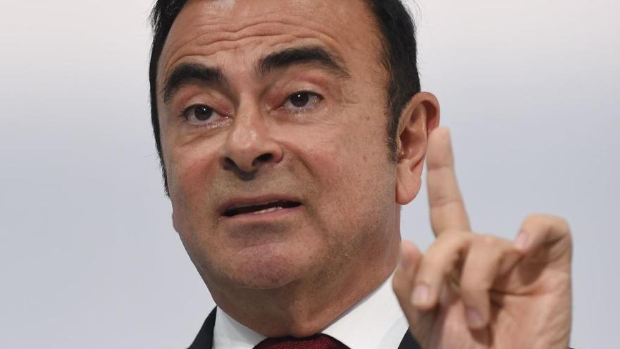 Detenido en Japón el presidente de Nissan y Renault por evasión fiscal