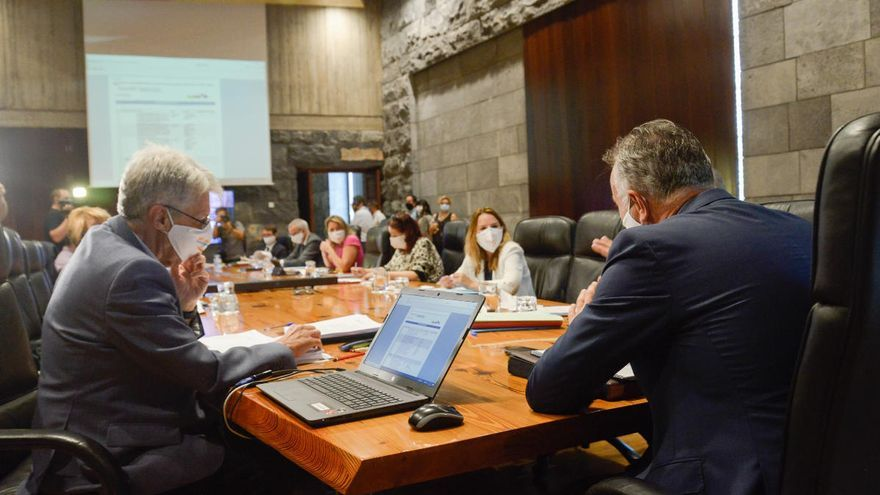 El Gobierno canario destina 1,3 millones para que los cabildos se promocionen y mejoren la conectividad