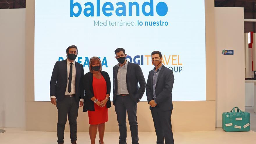Baleando, la nueva plataforma de viajes de Baleària