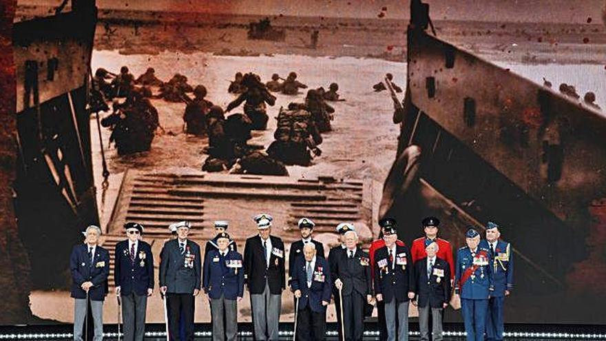 Els aliats recorden Normandia