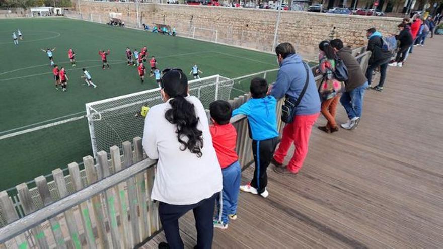 Las escuelas de fútbol solicitan reiniciar la actividad deportiva sin competir