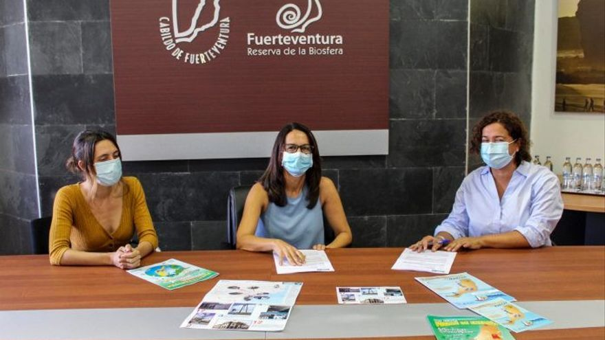 Los escolares de Fuerteventura se forman en energías renovables
