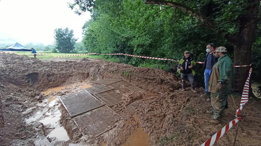 Los arqueólogos solicitan los restos de El Rellán que custodia Justicia