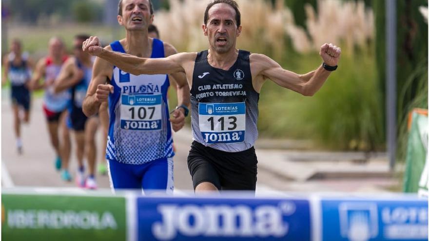 El crevillentino José María Davó, campeón de España de Milla Ruta