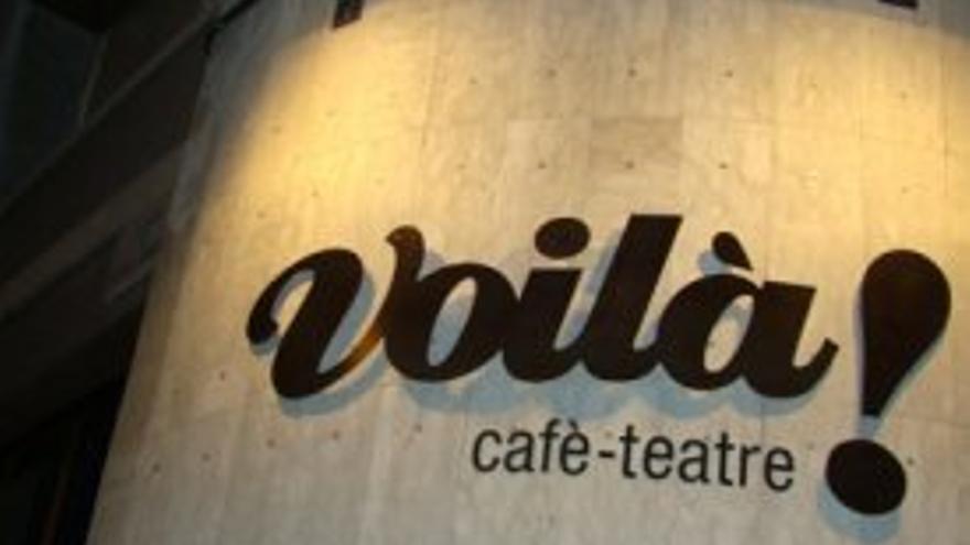 Voilà! cafe-teatre