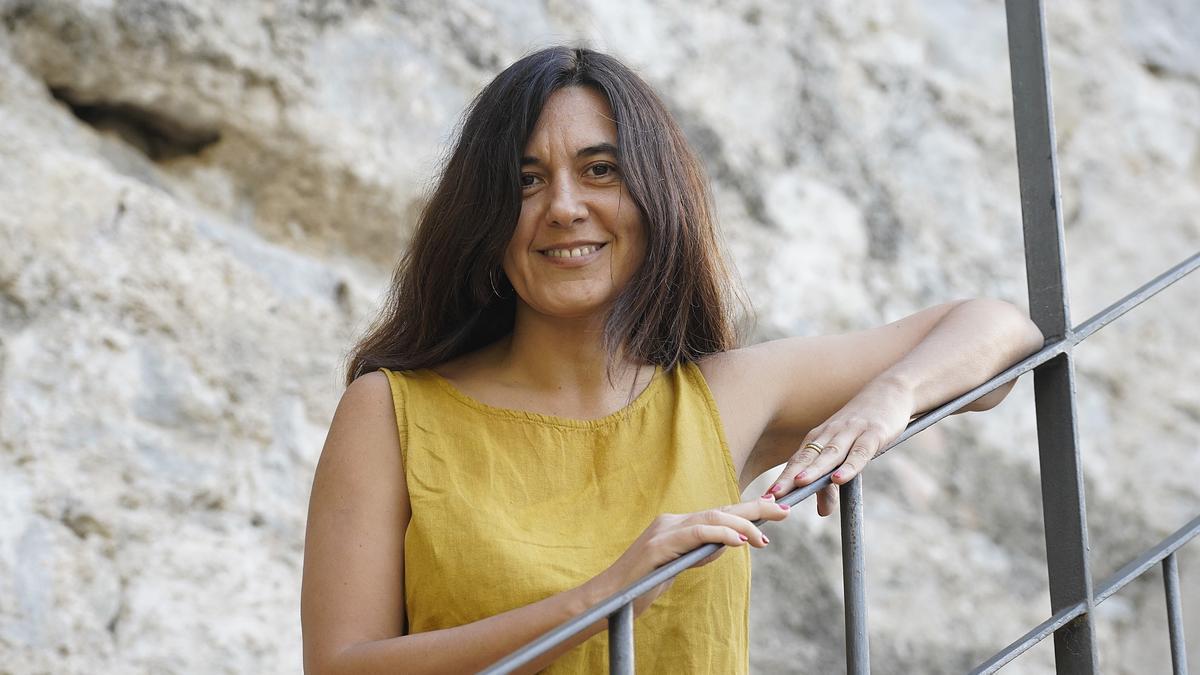 Isa Campo, coguionista de 'Maixabel'.