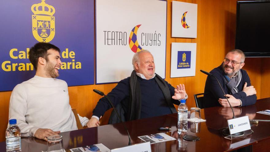Juan Echanove y Ricardo Gómez protagonizan 'Rojo' de John Logan en el Cuyás