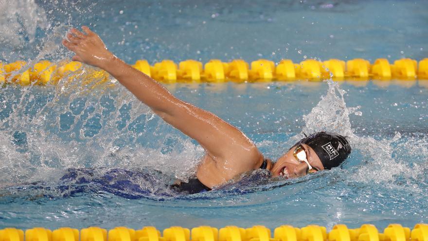Perales se cuelga el oro y Delgado la plata en los Europeos de natación paralímpica