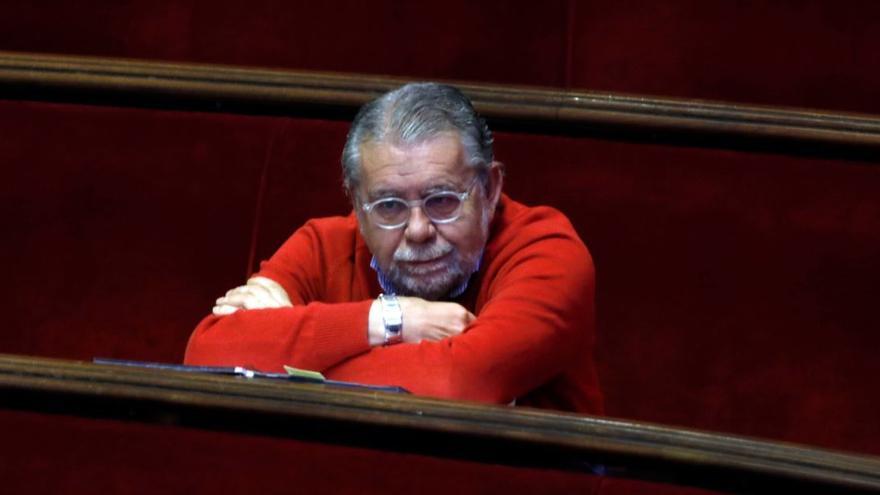 El PSPV prepara un homenaje a Ramón Vilar en el aniversario de su muerte