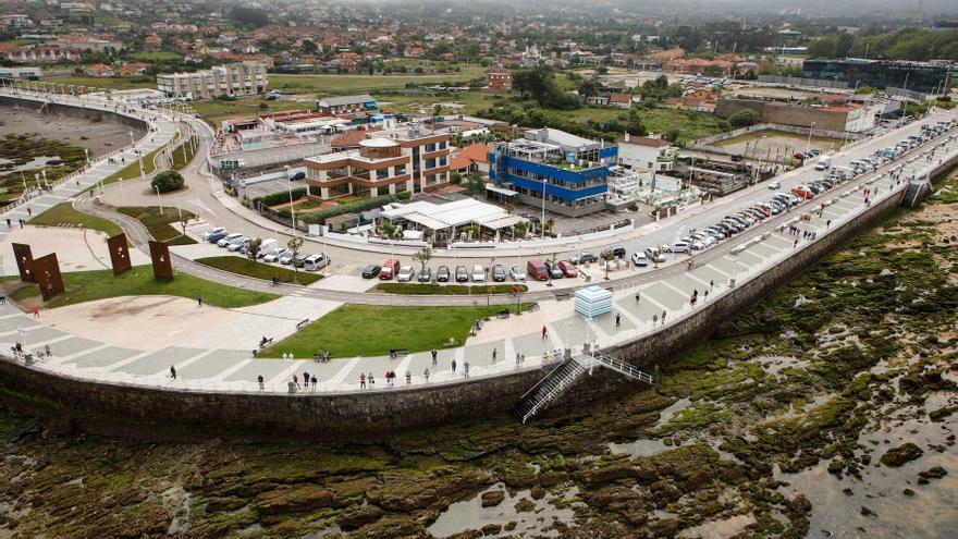Urbanismo da vía libre a la zona residencial de El Rinconín en la que se prevén cien viviendas