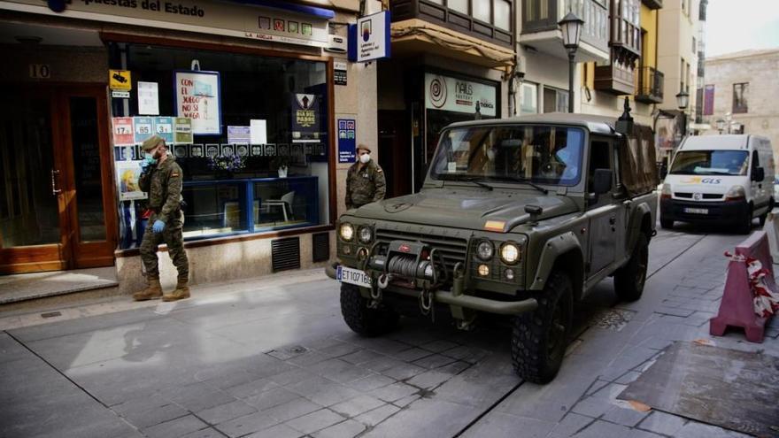 La agenda del Ejército de Tierra para hoy en Zamora
