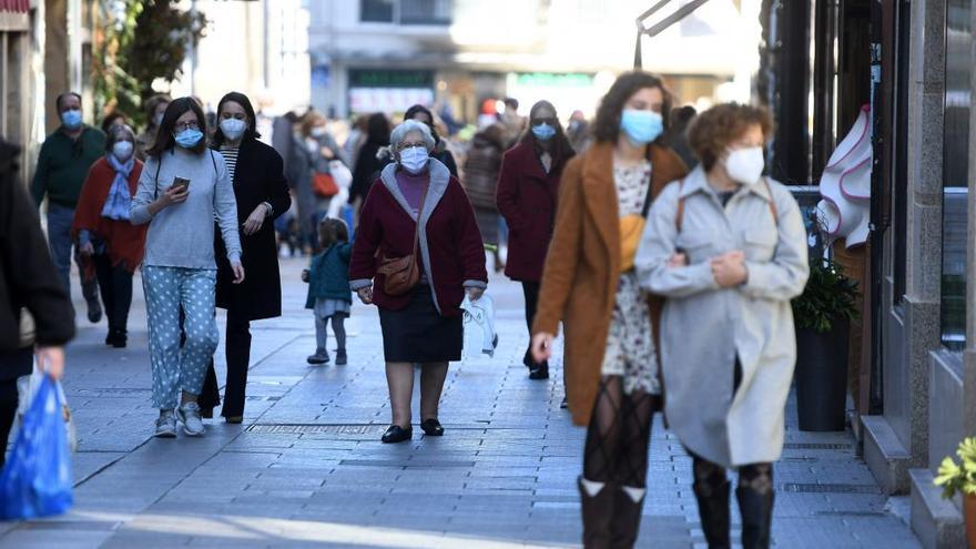 Galicia ya supera los 8.000 infectados en su tercera ola del virus