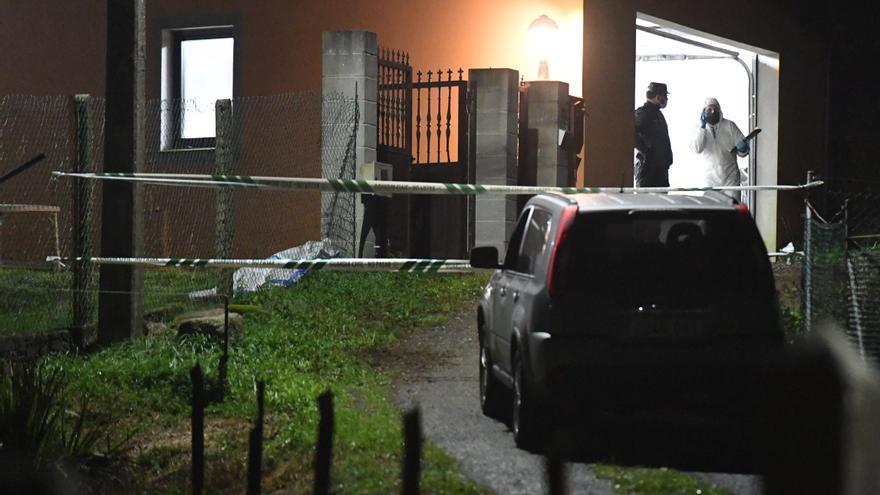 Detenido un hombre por el homicidio de una mujer de 33 años en su casa en Oza-Cesuras