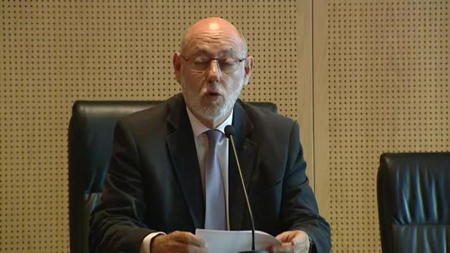 Manuel Moix dimite como jefe de la Fiscalía Anticorrupción