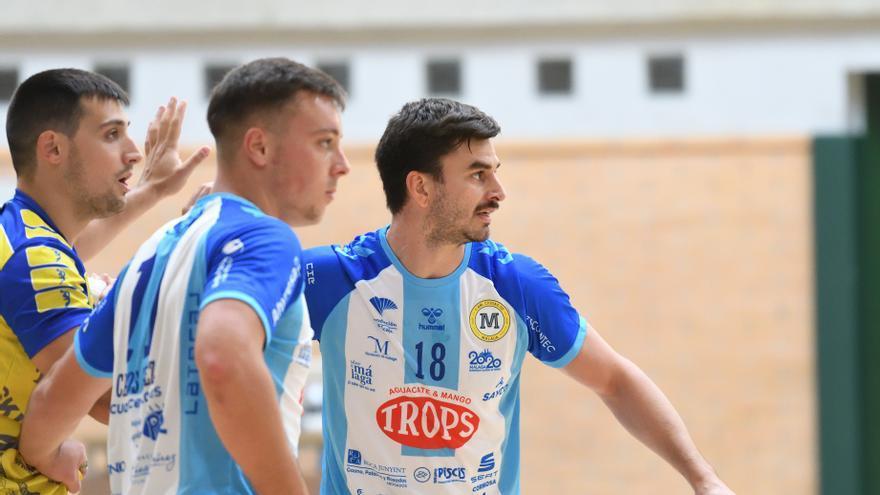 El Trops Málaga busca su segunda victoria consecutiva ante Sant Martí Adrianenc