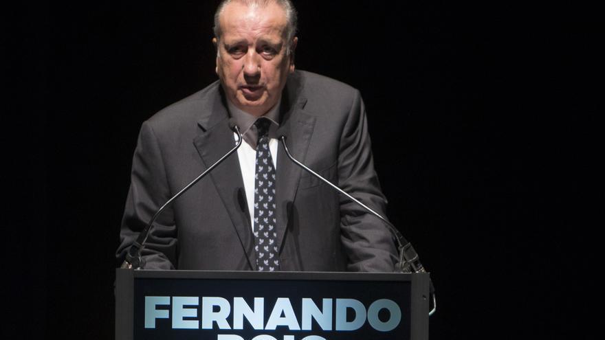 Fernando Roig, confinando en su domicilio por covid-19