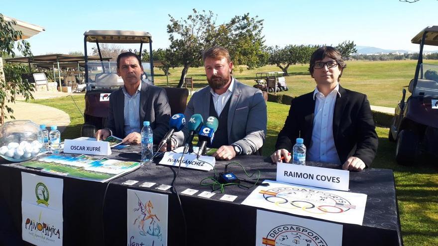 Sant Jordi contará con una Academia Internacional de Golf pionera en España
