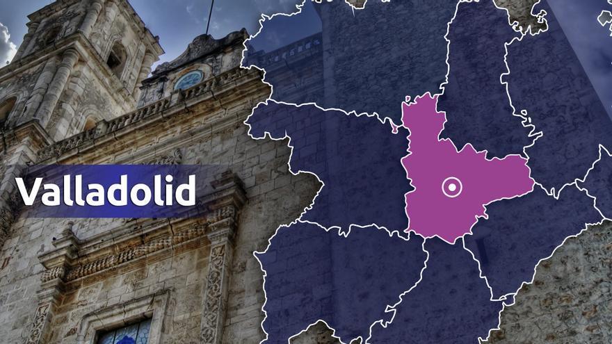 Fallece tras colisionar frontalmente contra un camión en Ceínos de Campos (Valladolid)