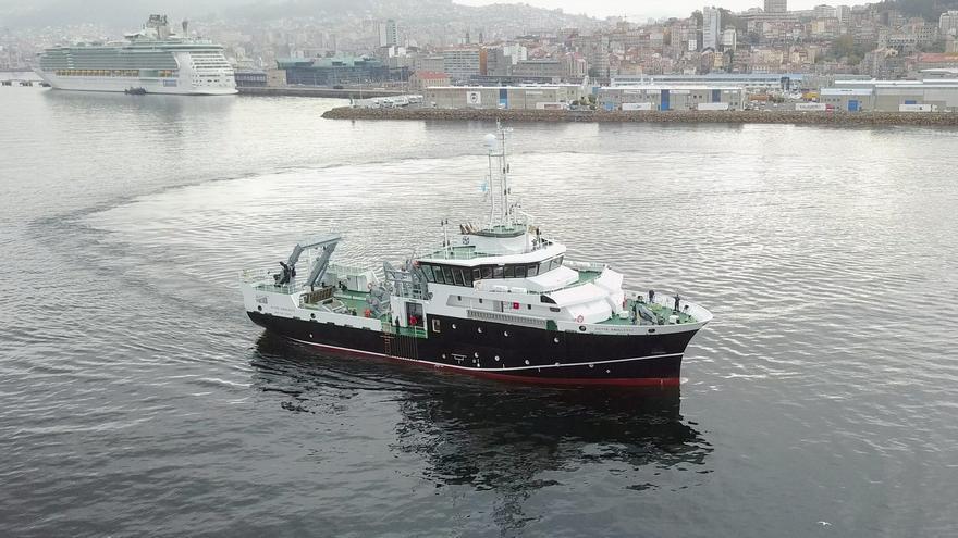 El Inidep, que ya encargó dos oceanográficos a Armón Vigo, diseña uno más de 80 metros