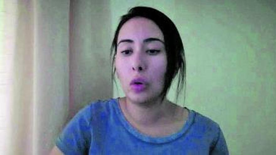"""La hija del emir de Dubái, """"rehén"""" de su padre"""
