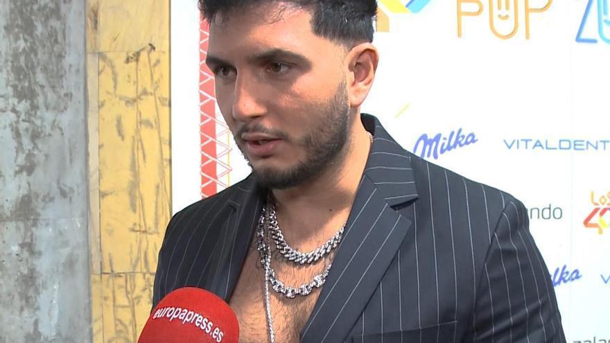 """Omar Montes baila en TikTok con Victoria Federica: """"Es real hasta la muerte"""""""
