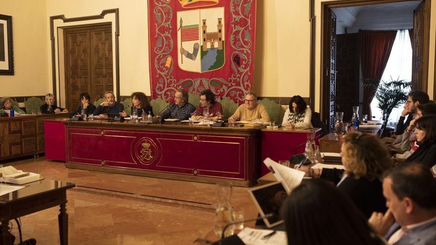 El debate de Monte la Reina llega al Ayuntamiento de Zamora
