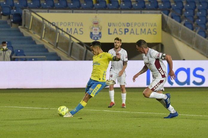 LaLIga SmartBank: UD Las Palmas - Albacete