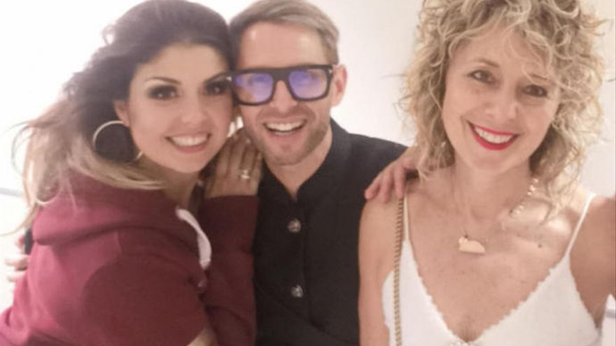 La cantante Cristina Ramos triunfa en Sudáfrica y se prepara para 'Tu Cara Me Suena'