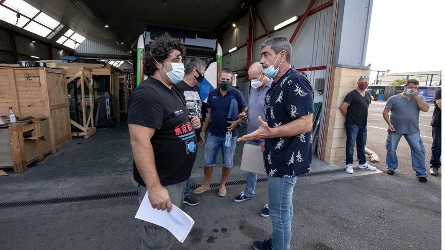 Nueva sentencia contra la EMT por vulnerar derechos sindicales