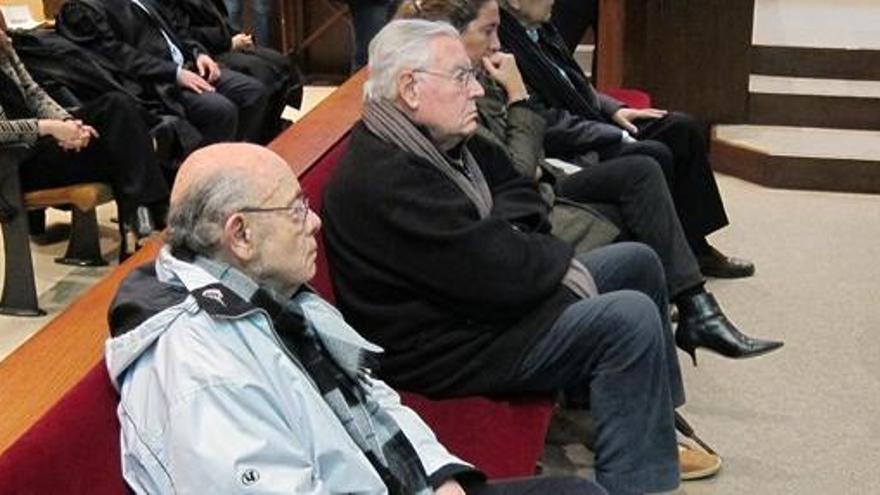 La Fiscalia demana presó provisional per a Millet i Montull