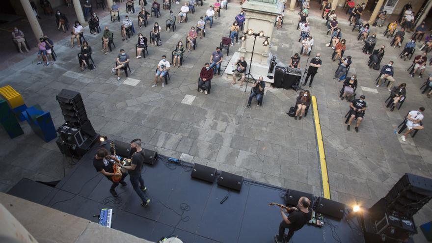 Casi un centenar de actividades culturales para animar el verano en Oviedo