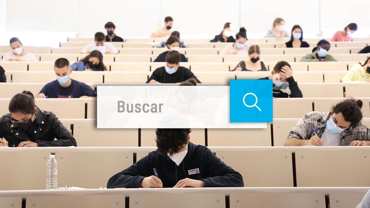 Exámenes de la ABAU extraordinaria en julio en Galicia.