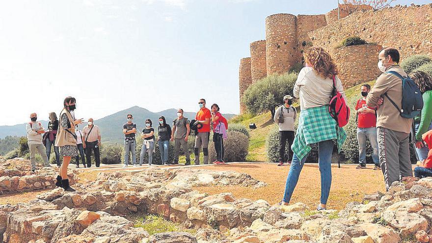 El castillo de las 300 torres, un emblema en Onda