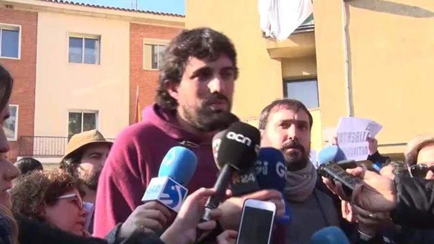 Els alcaldes de Verges i de Celrà, detinguts